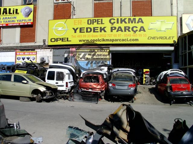 Opel insignia Cikma 2El Yedek Parca