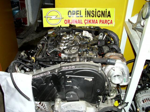 Opel insignia Cikma 2El Motor