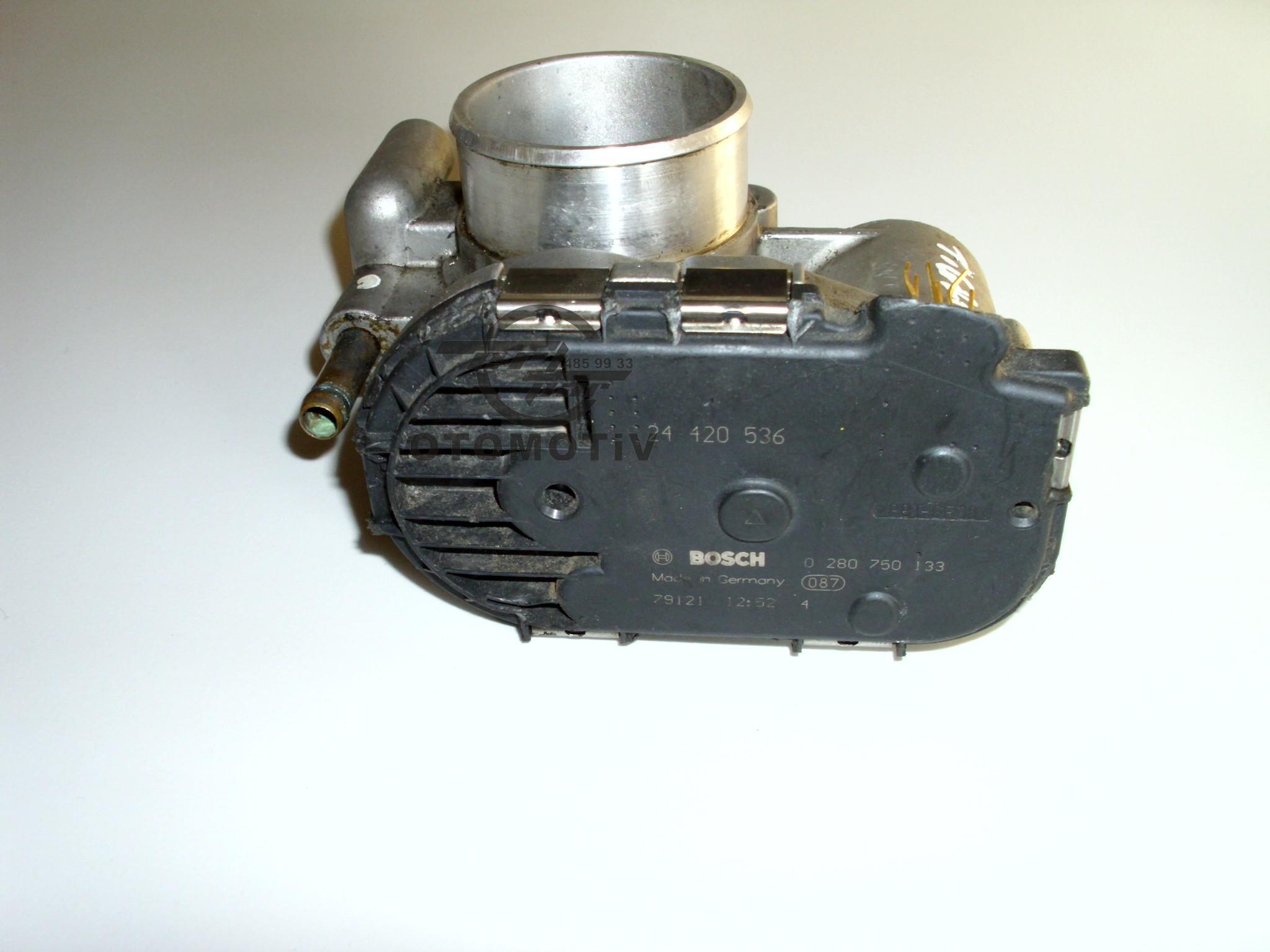 Opel Corsa 1,0 1.2 1,4  Gaz Kelebek  0 280 750 044