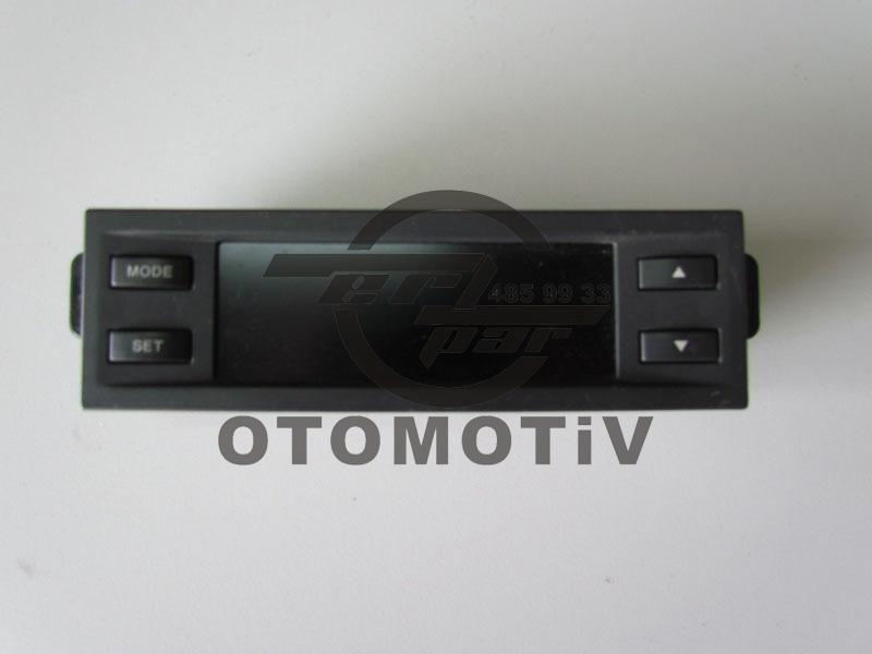 Chevrolet Captiva Yol Bilgisayarı