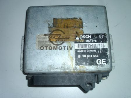 Opel Vectra A Calibra 2,0i Motor Beyni GE<br>